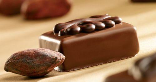 chocolate-vulcano