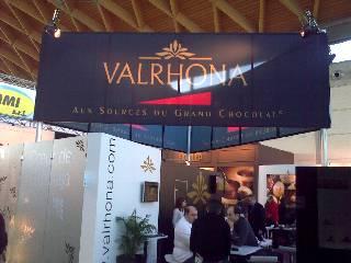 Stand de Valrhona