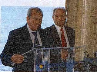 Último discurso de Julio Vilaplana como Presidente de Helados Alacant