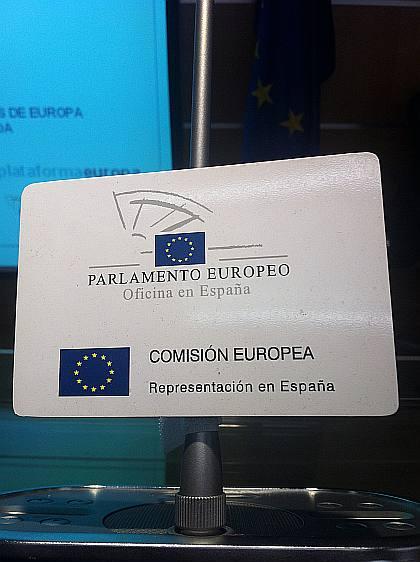 Parlamento Europeo – Oficina en España