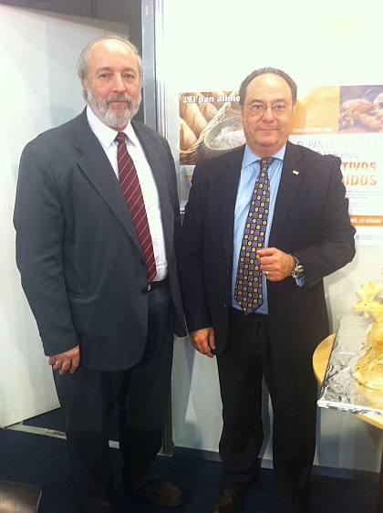 Dr. Armando Hugo Natale, Secretario General de FAIPA junto a D. José R. Ferré Presidente de Ferré & Consulting Group