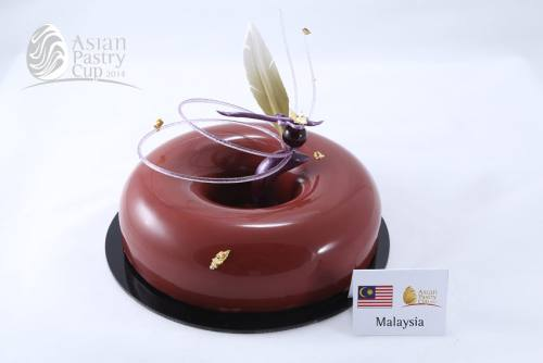 malaysia-entremet