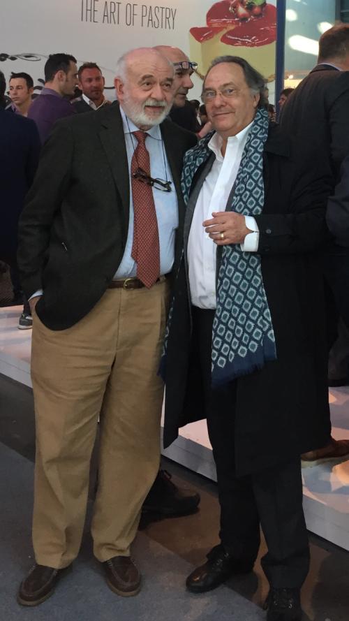 "Dr. Ferré de Holding Group ""FERRÉ & CONSULTING EUROPA & USA"" junto al Sr. Cristiano Ferrero - Presidente De Aromitalia- Grupo Gei - Italy"