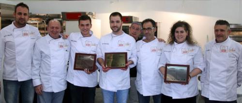 Campeones II Concurso de Panadería Artesana -Intersicop 2017