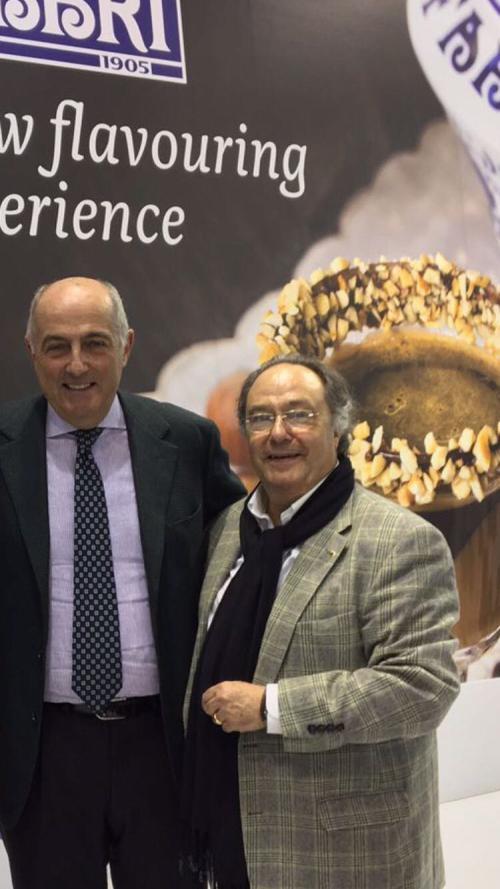 El Sr. Humberto Fabbri Presidente de Fabbri – Italy, junto al Sr. José Ramón Ferré (Presidente- CEO) de Ferré Consulting & Associates Eng. Usa/Europe