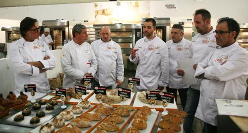 Sveba Dahlen proporcionó la maquinaria para el concurso de panadería