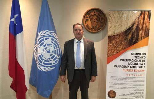 Sr. Luis Montes – Director General De Sveba- Dahlen España- Latinoamérica