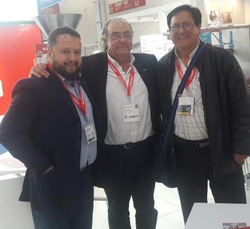 Sr.Gonzalo Martínez, Sr. José R. Ferré - FERRÉ CONSULTING HOLDING GROUP y Sr. Fortunato Torres