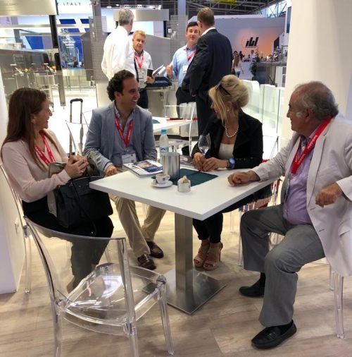 Sra. Carlota Castillo, Sr. Carlos Ramírez, Sra. Belén Cigarrán - FERRÉ CONSULTING HOLDING GROUP y Sr. Arturo Caballer