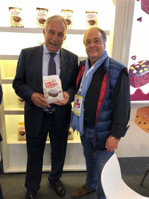 Don José R. Ferré, Presidente de Ferré & Consulting Group (izda), junto Don Pedro Lázaro de Magdalenas Lázaro