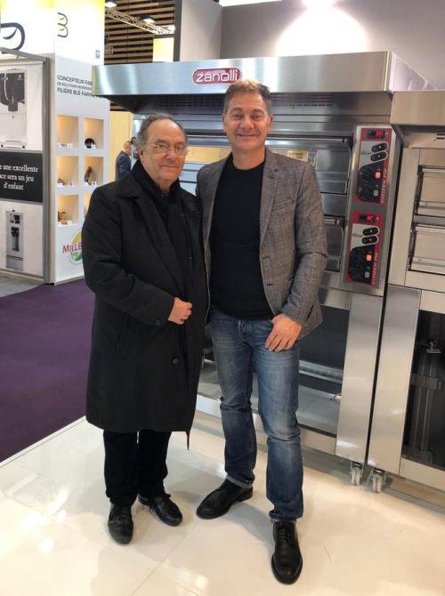 Sr. José R. Ferré - FERRÉ & CONSULTING Holding Group y Sr. Cristiano Zanolli