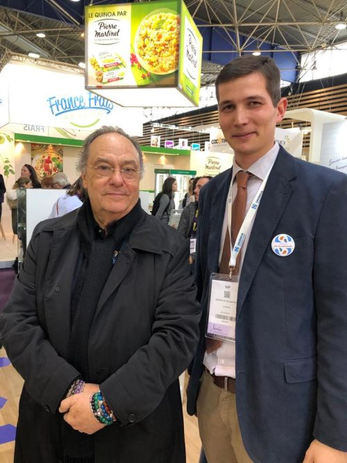 Sr. José R. Ferré - FERRÉ & CONSULTING Holding Group y Jérôme de Villefagne - Corman