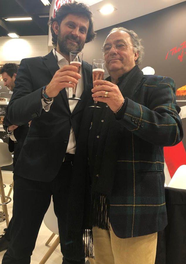 Sr. José R. Ferré - FERRÉ & CONSULTING Holding Group y Sr. Filippo Innocenti