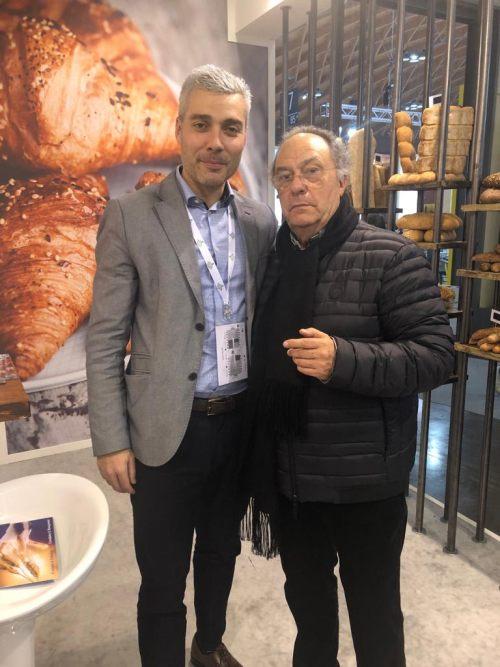 Sr. Ferré y Sr. Xavier Betriu de Atriam