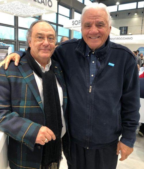 Sr. Ferré y Sr. Luciano Rabboni de Pregel