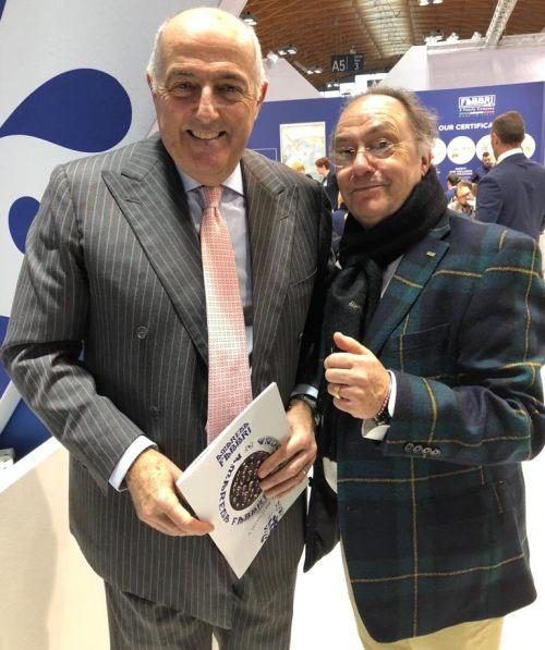 Sr. J. Ferré y Sr. Umberto Fabbri
