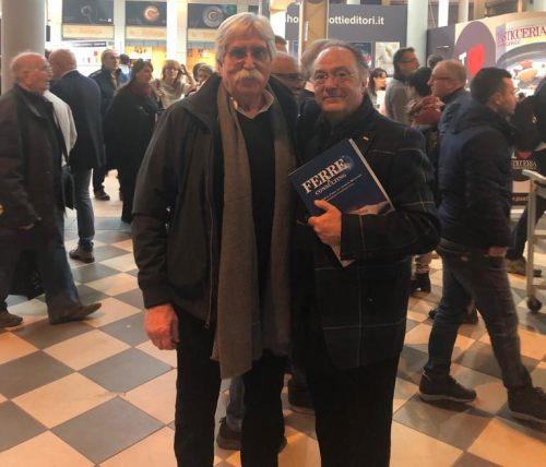 Sr. Ferré y Sr. Antonio Pucci
