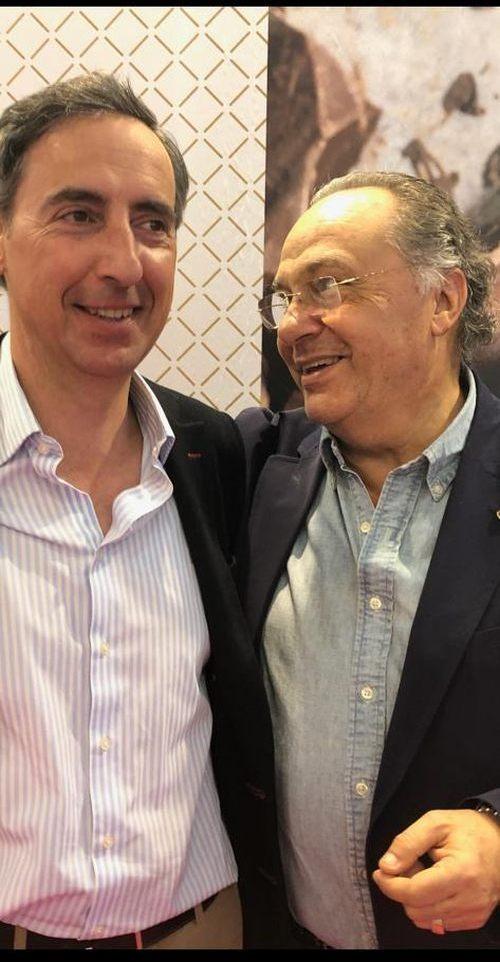 Sr. Óscar López - El Duo Harinero y Sr. José R. Ferré - FERRÉ & CONSULTING