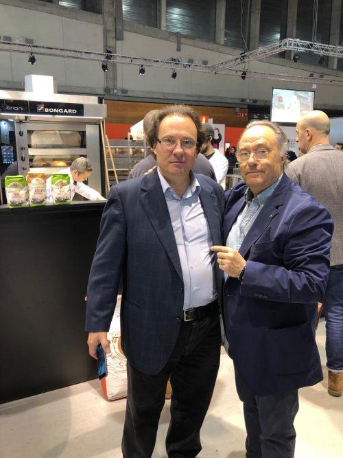 Sr. Daniel Masagué - Maestro Artesano Panadero y Sr. José R. Ferré -  FERRÉ & CONSULTING