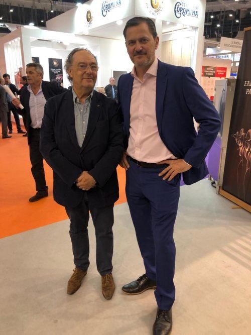Sr. Borja Moncada - Lantmannën y Sr. José R. Ferré - FERRÉ & CONSULTING