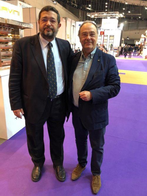 Sr. José Mª Fernández del Vallado - Secretario General CEOPAN y Sr. José R. Ferré - FERRÉ & CONSULTING