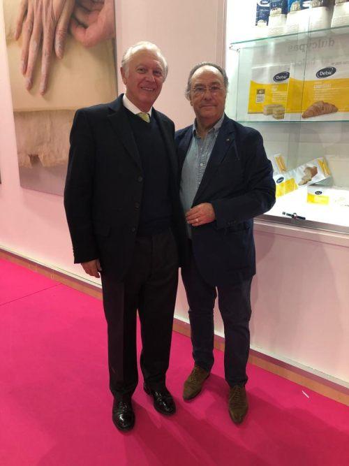 Sr.  Giorgio Anghileri - Novacart y Sr. José R. Ferré- FERRÉ & CONSULTING