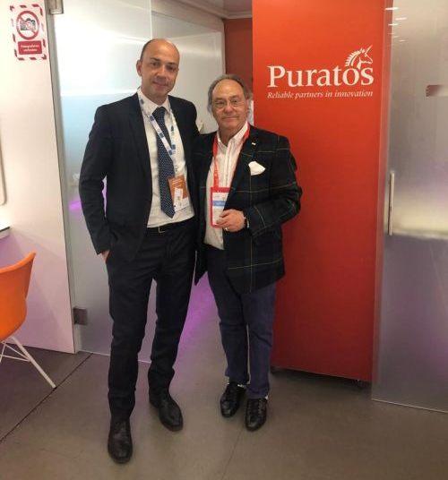 D. Alberto Molinari - General Manager  de PURATOS y D. José R. Ferré - CEO de FERRÉ CONSULTING Holding Group
