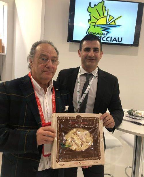 D. José R. Ferré - CEO de FERRÉ CONSULTING Holding Group  y D. Davide Ferreli - Propiedad de S.F.Sard. A. Pan s.r..l