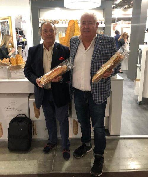 D. José R. Ferré - CEO de FERRÉ CONSULTING Holding Group  y D. Mario Fongo - Propiedad de Mario Fongo