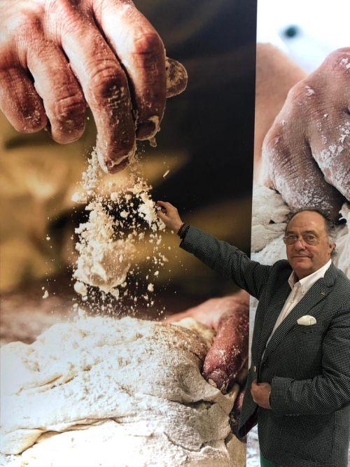 D. José R. Ferré - CEO de FERRÉ CONSULTING Holding Group  visitando la feria de Tuttofood Milan 2019